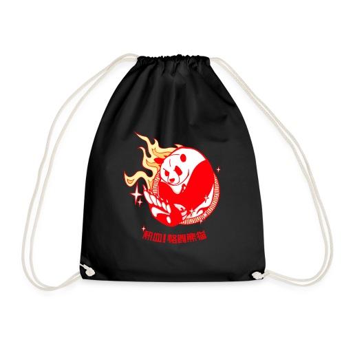 Oso Panda - Mochila saco