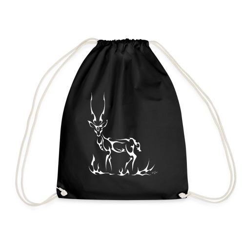 Antilope blanc - Sac de sport léger
