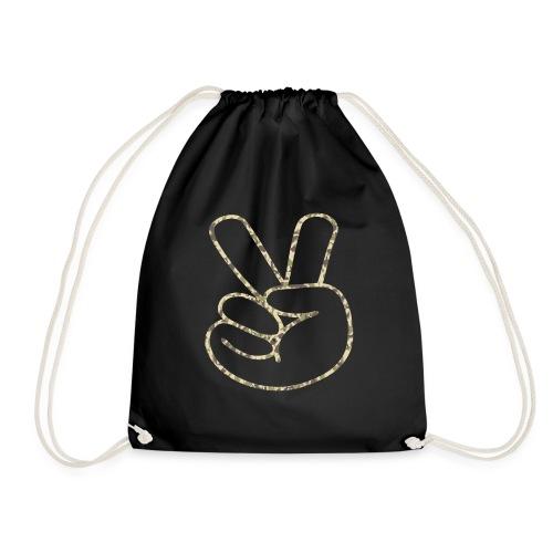 Pearce Hand Graphic - Drawstring Bag