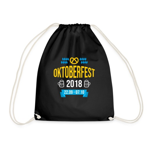 Oktoberfest 2018 Bayern Bierfest Bier München - Turnbeutel