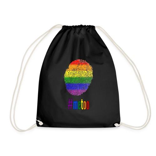#MeToo Lesbian Gay Pride Pansexualismus - Turnbeutel