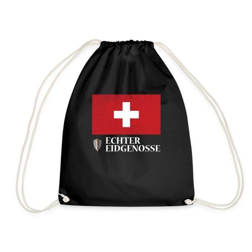 Echter Eidgenosse Schweiz - Turnbeutel