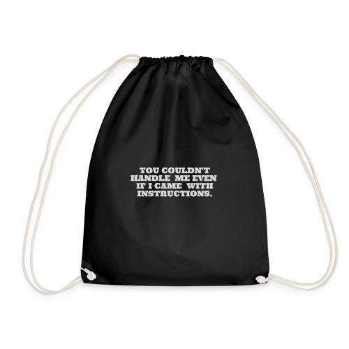 To Hot to Handle - Drawstring Bag