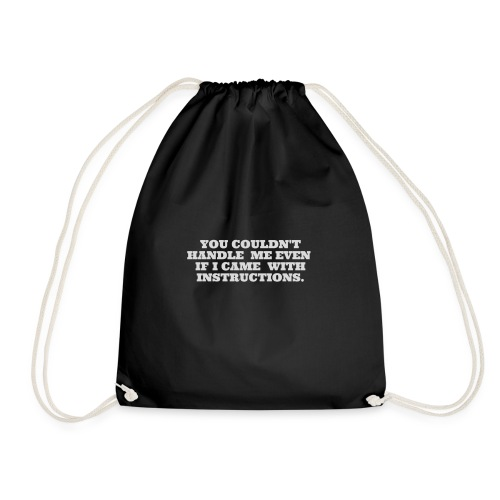 To Hot to Handle - Drawstring Bag