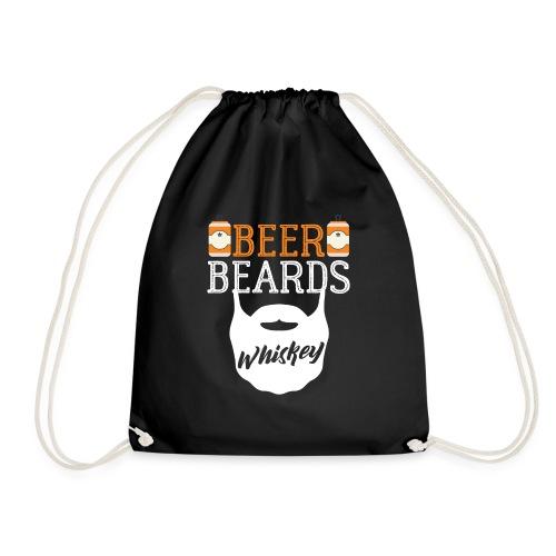 Beer Beards Whiskey - Turnbeutel
