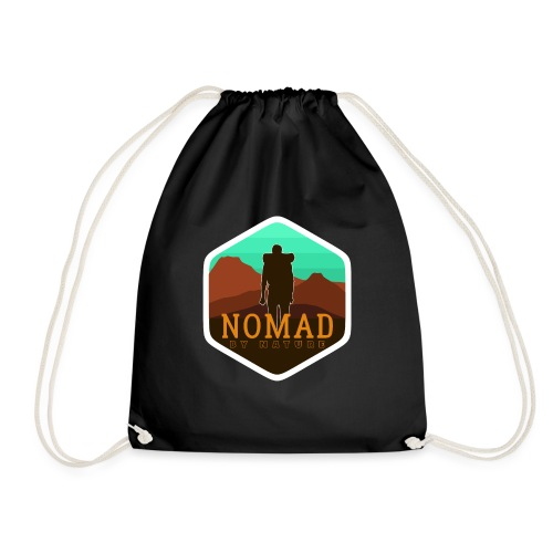 Nomad By Nature - Turnbeutel