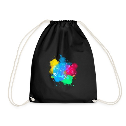 d3 - Drawstring Bag