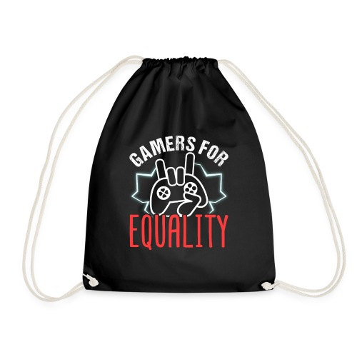 Gamers For Equality - Turnbeutel