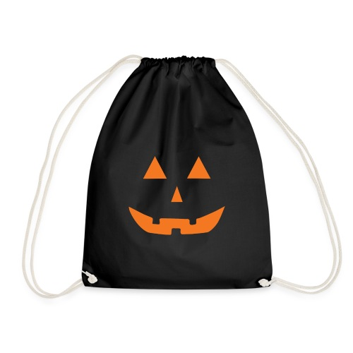 Jack-O-Lantern T Shirt - Drawstring Bag