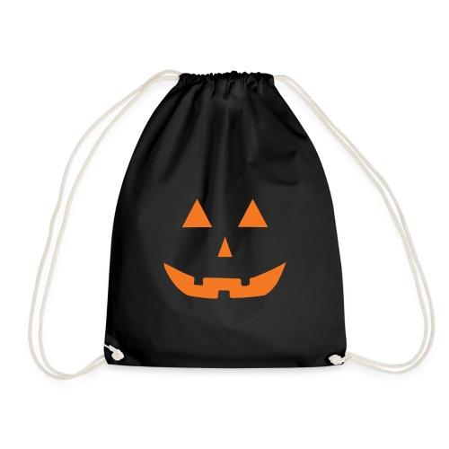 Jack-O-Lantern T Shirt - Drawstring Bag