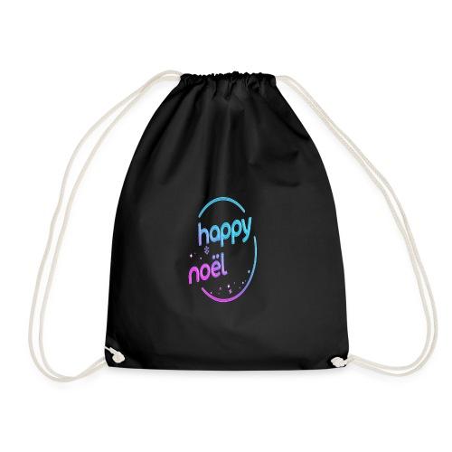 happy noel - Sac de sport léger