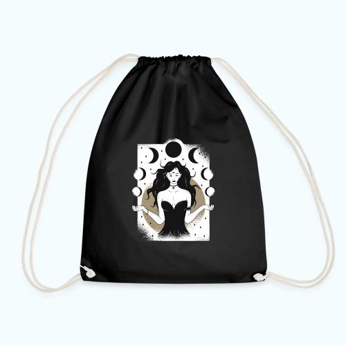 Vintage Lunar Goddess Limited Edition - Drawstring Bag