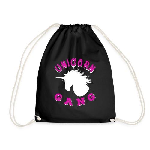 Unicorn Gang - Turnbeutel