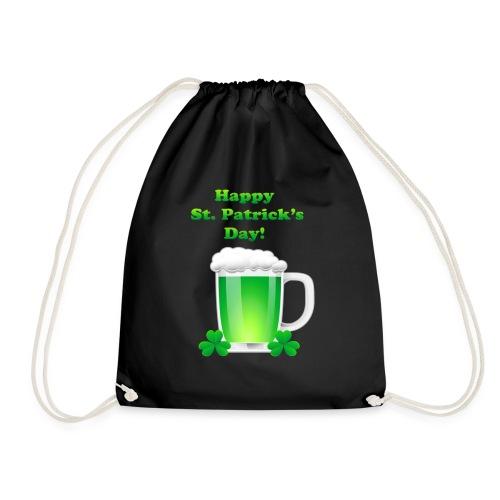 Saint Patrick Day t-shirt - Sac de sport léger