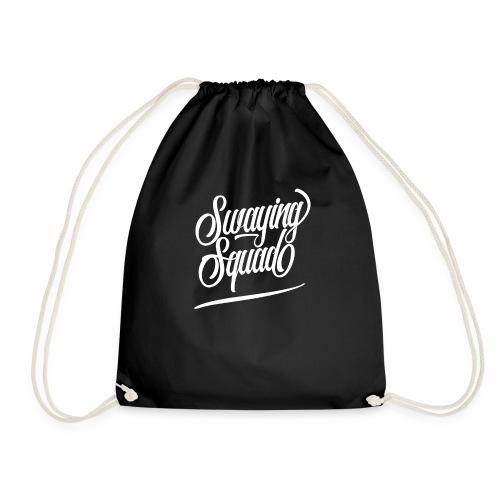 Swaying Squad Swing Dance Geschenk -Tanz Training - Drawstring Bag