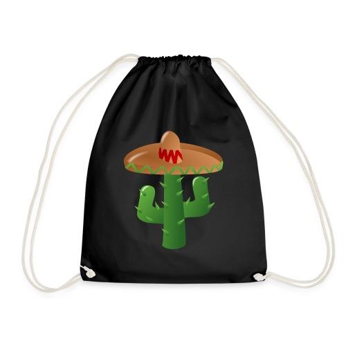 Kaktus - Turnbeutel