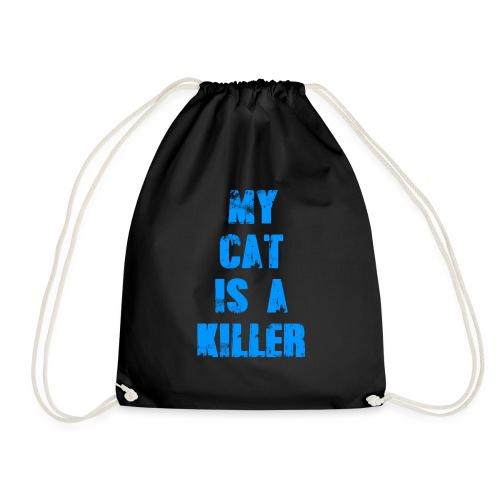 My Cat is a Killer - Turnbeutel