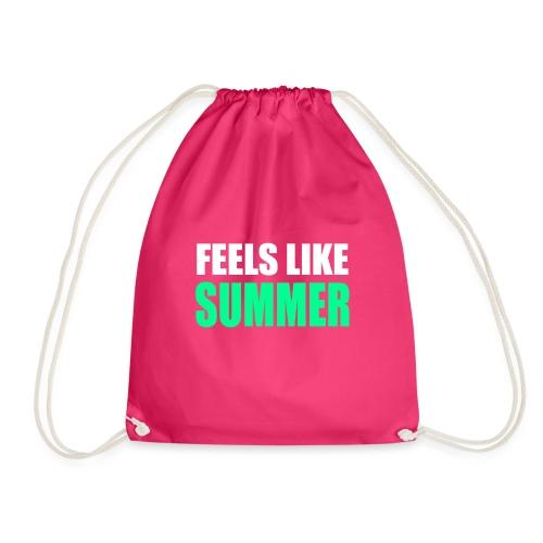 Feels like summer - Turnbeutel