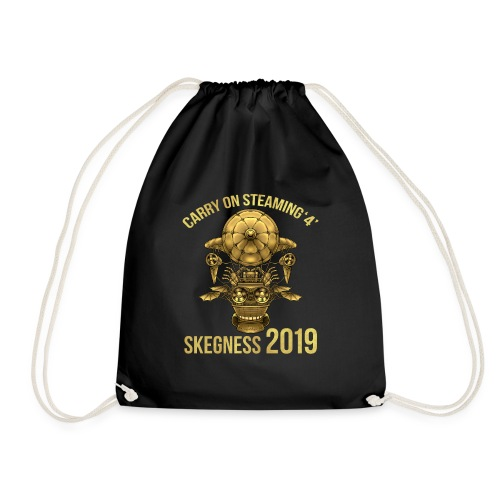 Carry On Steaming - Drawstring Bag