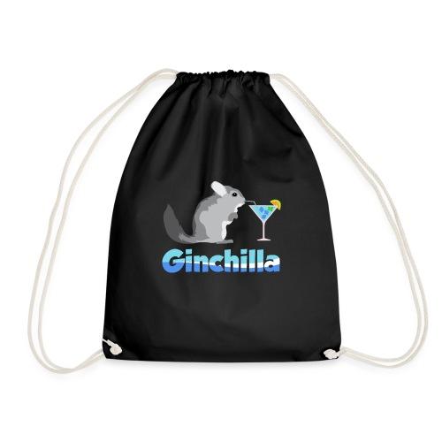 Gin chilla - Funny gift idea - Drawstring Bag