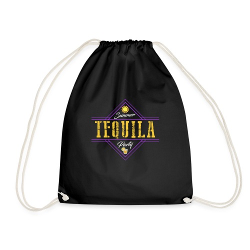 Tequila summer party - Drawstring Bag
