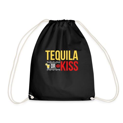 Tequilla kiss - Drawstring Bag