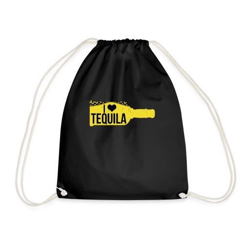 Tequila Love - gift idea - Drawstring Bag