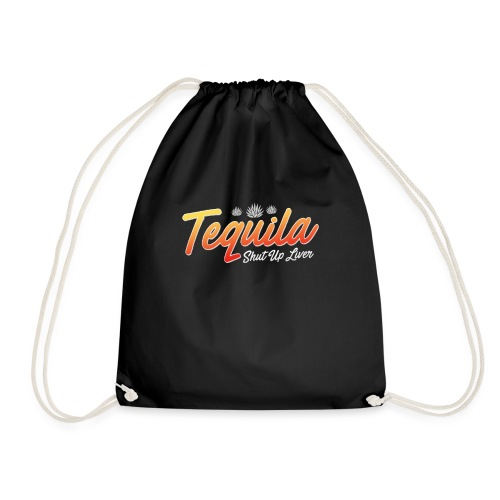 Tequila - gift idea - Drawstring Bag