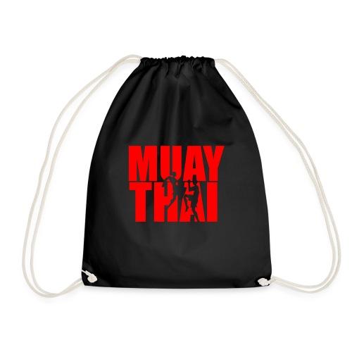 Muay Thai Kampfsport Kampfkunst Training Boxen MMA - Turnbeutel