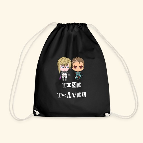 Time Travel Tshirt (timetravelcontest) - Drawstring Bag