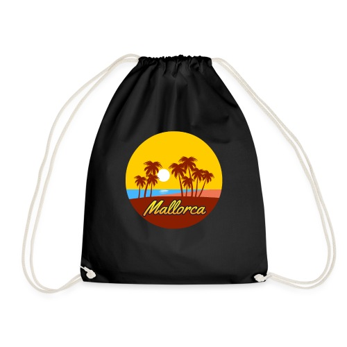 Mallorca - Als Geschenk oder Geschenkidee - Turnbeutel