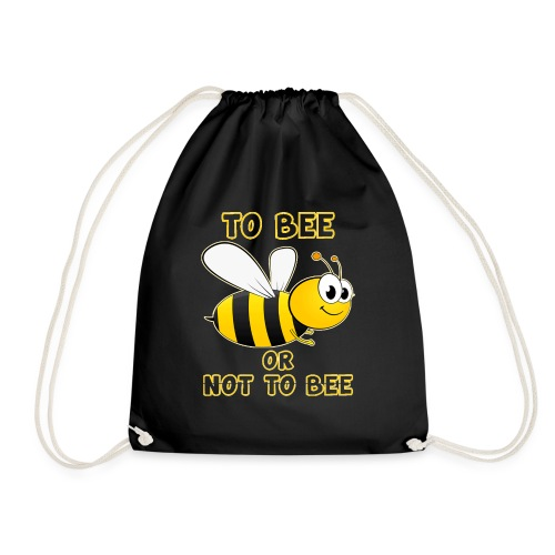Imker: To BEE or not to BEE - Turnbeutel