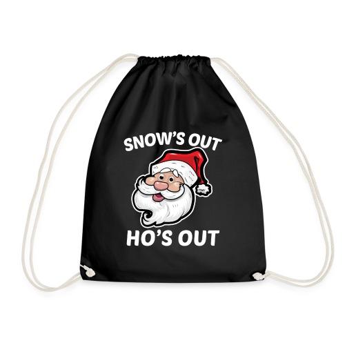 snow's Out Ho's Out - Sac de sport léger