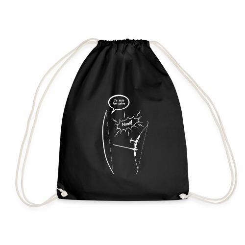 Je suis ton père - Tir a l'arc - archerie - Drawstring Bag
