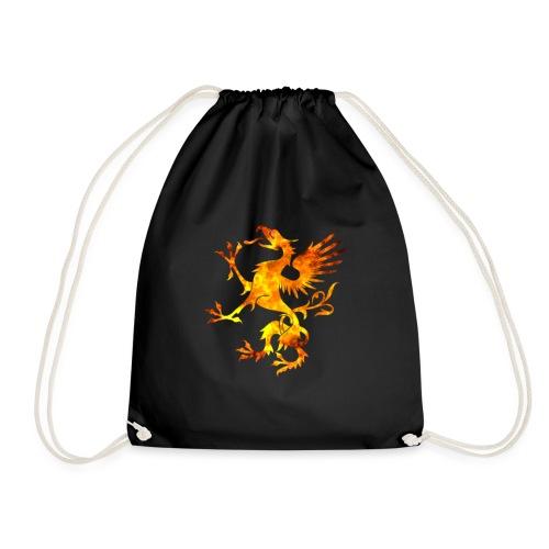 Viking Dragon Symbol Blood Norse Vikings Gift - Sac de sport léger