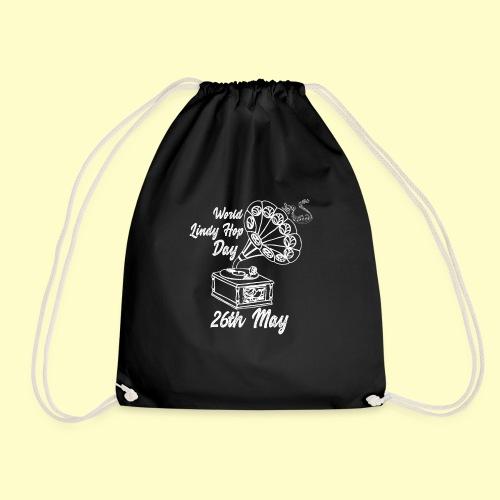 Lindy Hop Day Swing Dancing Vintage Geschenk - Turnbeutel