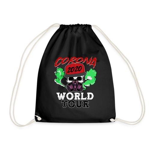 CORONA 2020😷 - Corona World Tour (Music) - Turnbeutel