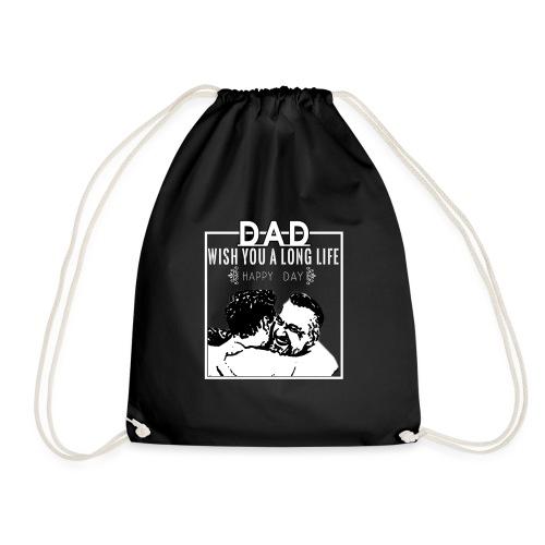 Dad Day - Drawstring Bag