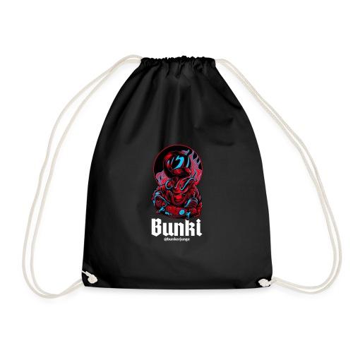 Bunki Logo - Turnbeutel