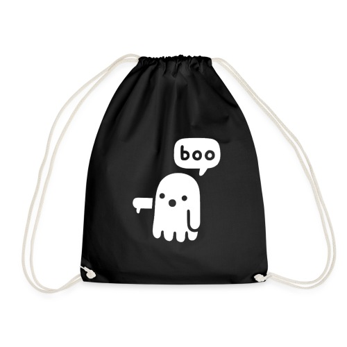 boo funny ghost for hallween - Sac de sport léger