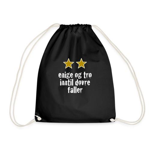 Inntil Dovre Faller - Gymbag