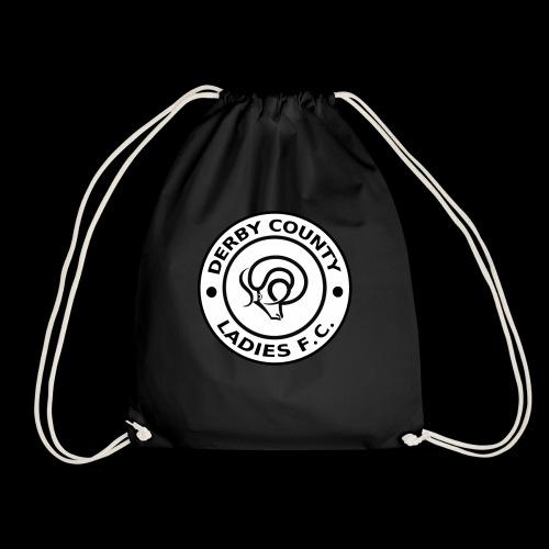 DCLFC Ram Head Badge - Drawstring Bag
