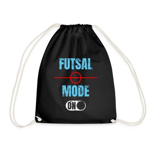 Futsal mode on Futsalspieler Hallenfussball - Turnbeutel