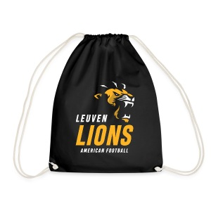 Lions football - Drawstring Bag