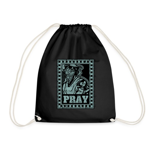 Pray - Sacca sportiva