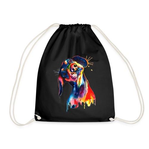 Perrito adorable - Mochila saco