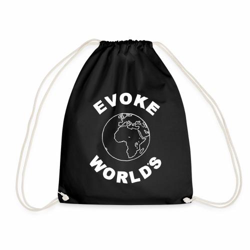 Evoke World's - Drawstring Bag
