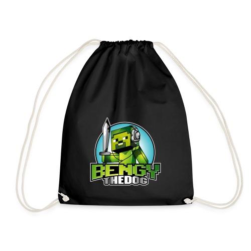 bengy logo - Drawstring Bag