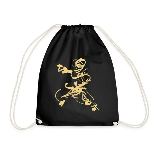mantis style - Drawstring Bag