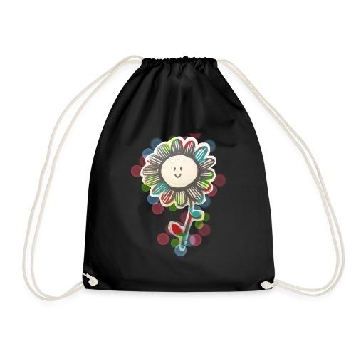 Untitled Artwork 6 - Drawstring Bag